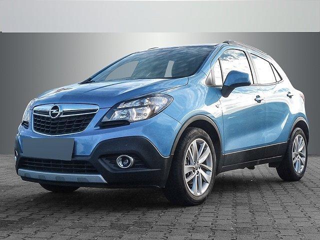 Opel Mokka - Edition 1.6 Navi+PDC+Klimaauto+SHZ+LHZ