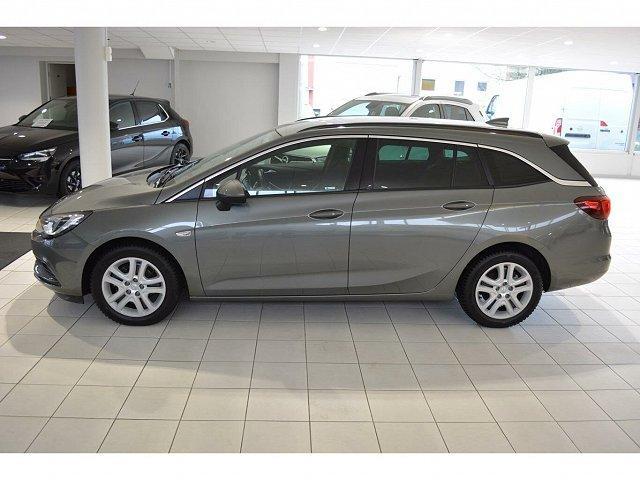 Opel Astra Sports Tourer - ULTIMATE MIT ANHÄNGERKUPPLUNG ABNEHMBAR