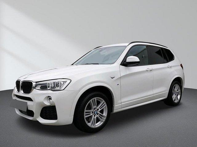 BMW X3 - xDrive20d M Sportpaket Pano AHK LED DAB