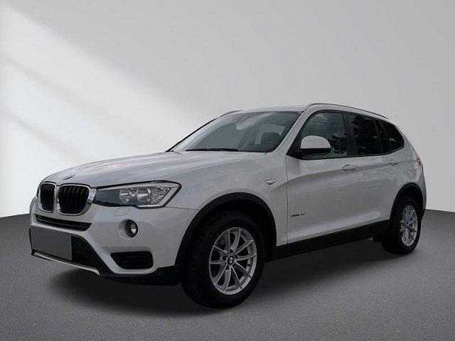 BMW X3 - xDrive20d ADVANTAGE Aut. Navi Business AHK