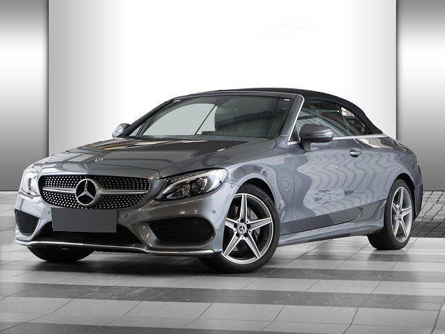 Mercedes-Benz C-Klasse - C 220 d Cabrio AMG Sport LED Totw. Kamera 18