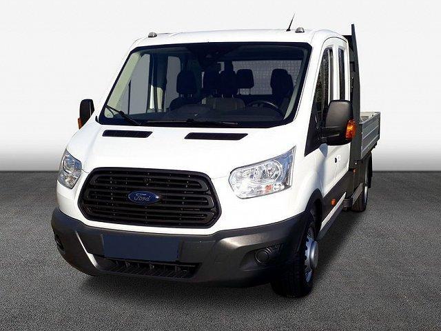 Ford Transit - 350 L3 HA Basis DoKa Pritsche Klima AHK