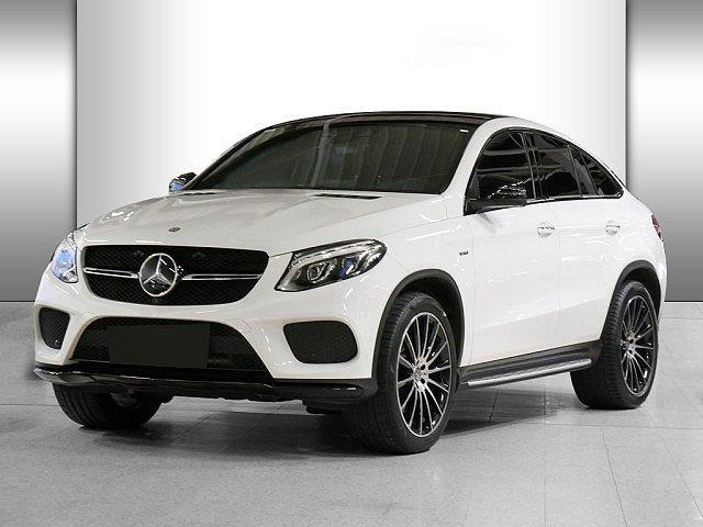 Mercedes-Benz GLE SUV - 450 AMG 4M Coupé Night AHK Standhz. Abstands