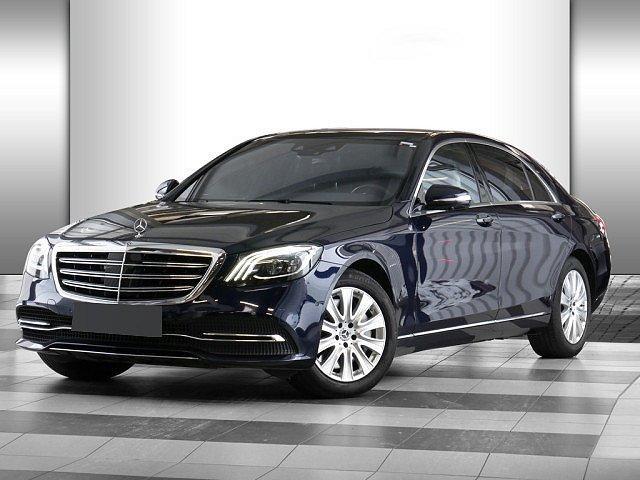 Mercedes-Benz S 560 - 4M L Exklusiv FirstClass Burm AHK Standhz.