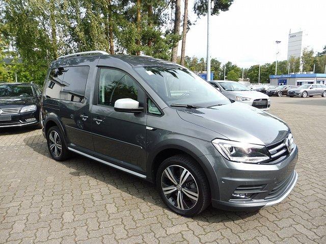 Volkswagen Caddy - *ALLTRACK*2.0TDI*DSG*ACC/NAV/AHK/XEN/UPE40