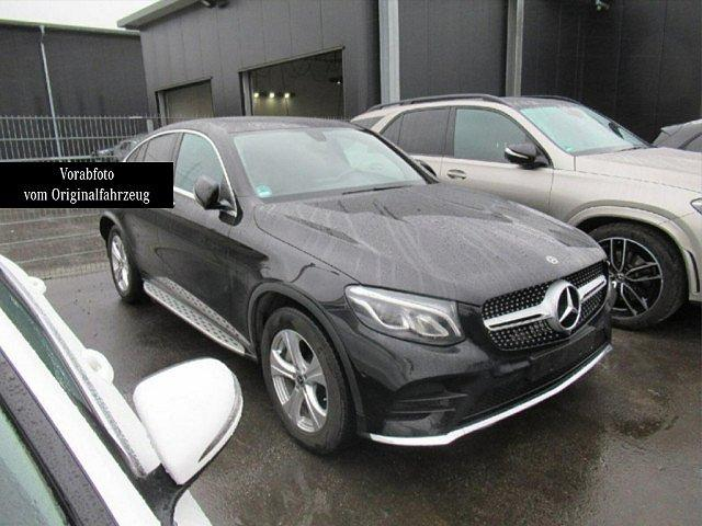 Mercedes-Benz GLC - 250 d 4M Coupe AMG Sport Keyless 360 LED Nav