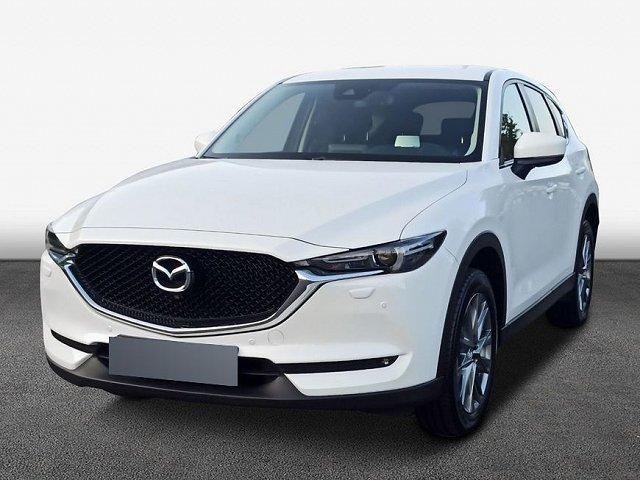 Mazda CX-5 - SKYACTIV-G 194 Aut. AWD Signature Navi LED