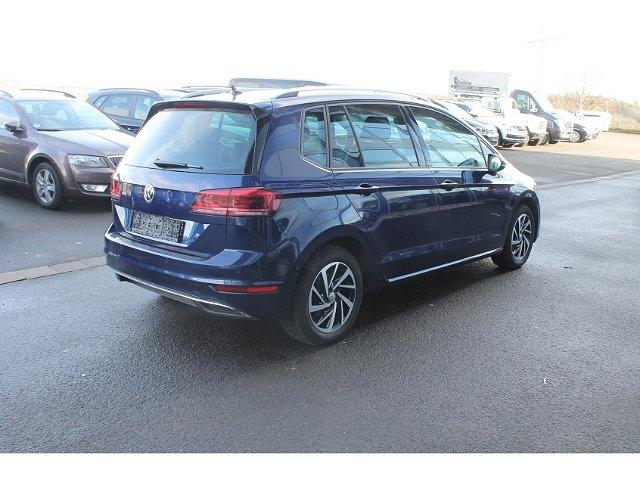 Volkswagen Golf - Sportsvan VII 1.5 Join DSG Spurhalte ACC Parklenk Navi Blind Spot