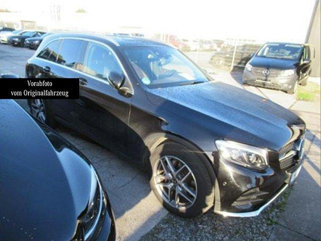 Mercedes-Benz GLC - 300 4M AMG Sport Abstandstemp. LED Pano Navi