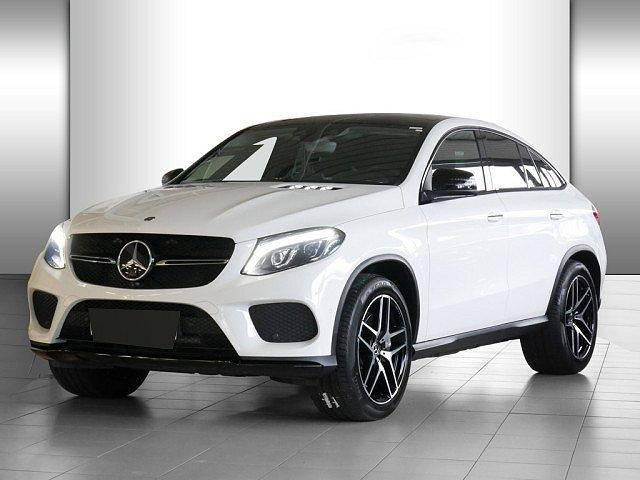 Mercedes-Benz GLE SUV - 500 Coupe AMG 4M Night Standhz. Abstand EU6