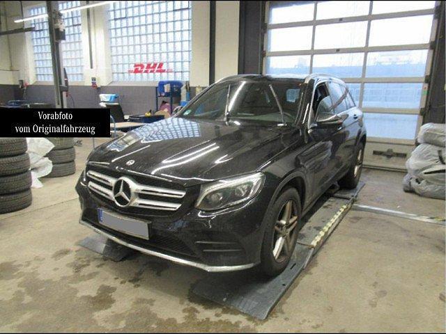 Mercedes-Benz GLC - 220 d 4M AMG Sport AHK Standhz. LED HUD Navi