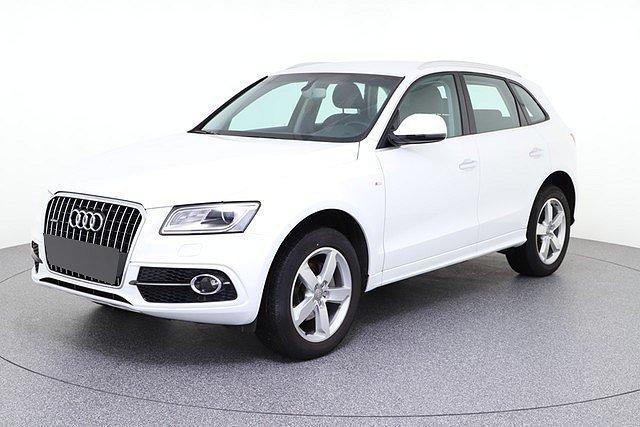 Audi Q5 - 2.0 TDI Q S line 19 Zoll Xenon Plus