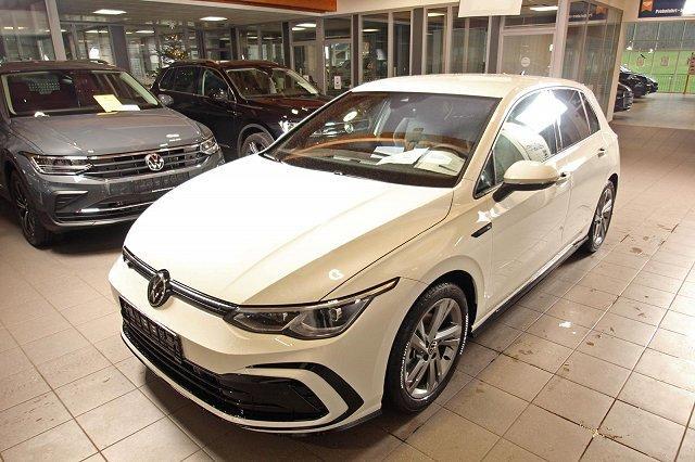 Volkswagen Golf - VIII 1.5 TSI R-LINE, AHK, Kamera, LED-Plus, SideAssist, sofort