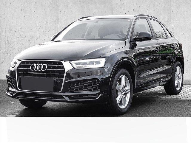 Audi Q3 - 2.0 TDI S tronic line Selection ALU NAVI AHK