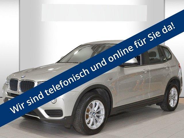 BMW X3 - xDrive 20d Autom. Advantage*Navi*Bi-Xenon*Head-up*Kamera*Surround View*AHK*Memory*Busine