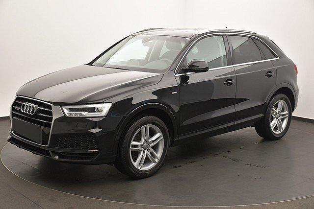 Audi Q3 - 2.0 TDI Quattro S-tronic 2xS-line LED/Navi/Pano