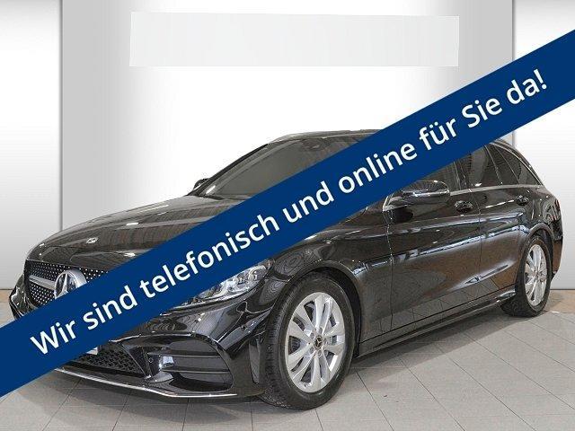 Mercedes-Benz C-Klasse - C 220 AMG Line - 9G-tronic*COMAND*Multib. LED*Fahrassistenz-Paket*Business Plus*High-E