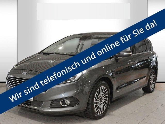 Ford S-MAX - 2.0 EcoBlue AWD Autom.*Titanium*Navi*LED*Memory*AHK*Keyless*Kamera*Privacy Verglasung