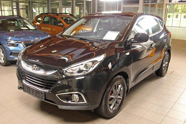 Hyundai ix35 - 1.6, AHK, Sitzheizung, Tempomat, Bluetooth