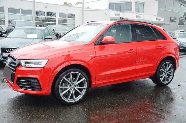 Audi Q3 - 2.0 TDI quattro S-tronic Sport 3xS-Line/AHK/20