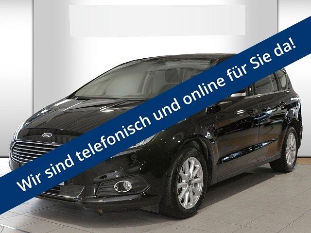 Ford S-MAX - 2.0 TDCi Autom.*Titanium+Navi*Active Park Assist*Business-Paket*Tempomat*Winter-Paket