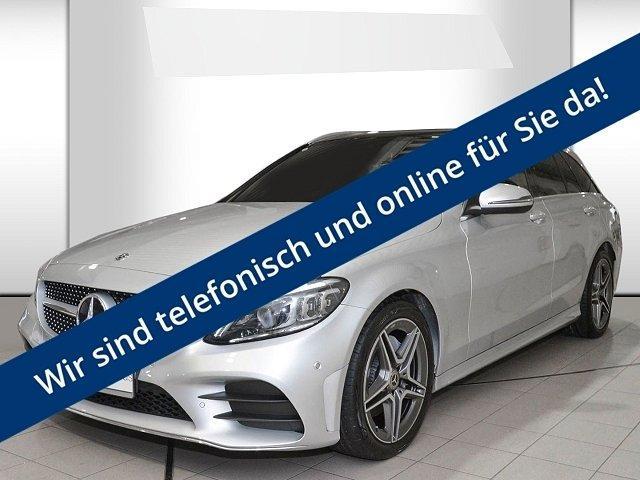 Mercedes-Benz C-Klasse - C 220 d T AMG Line*9G-tronic*COMAND*Multib. LED*Fahrassistenz-Paket*Business Plus