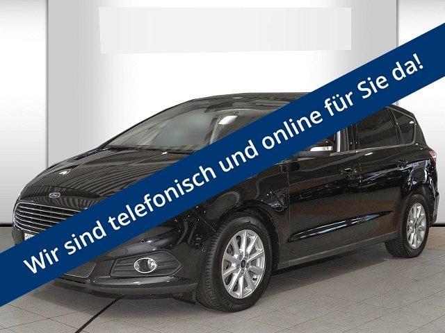 Ford S-MAX - 2.0 TDCi Autom.*Titanium*Navi*Active Park Assist*AHK*Business-Paket