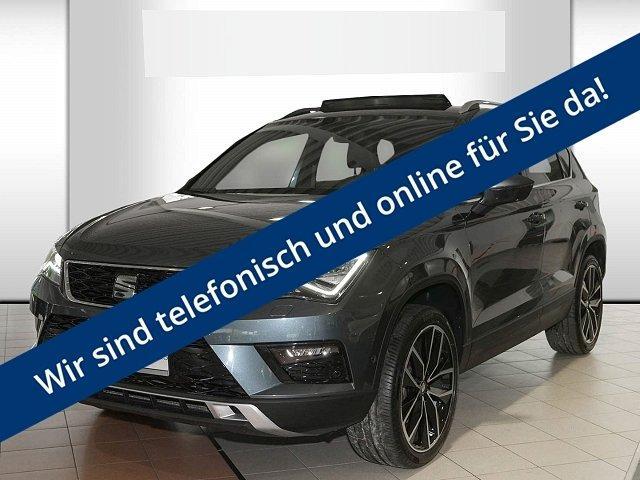Seat Ateca - Xcellence 4Drive - Autom.*AHK*Navi Plus*Schiebedach*Standheizung*Leder