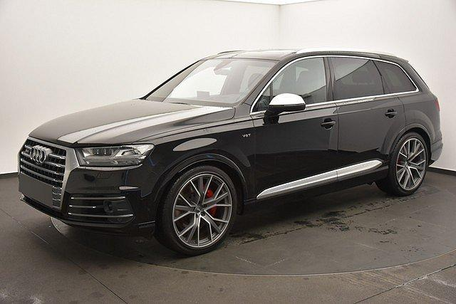 Audi SQ7 - 4.0 TDI quattro tiptronic Head Up/Matrix/Navi/