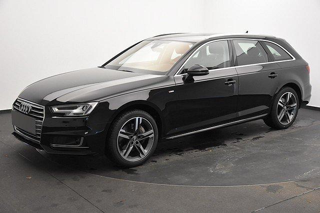 Audi A4 allroad quattro - Avant 2.0 TDI sport 2xS line/LED/ACC
