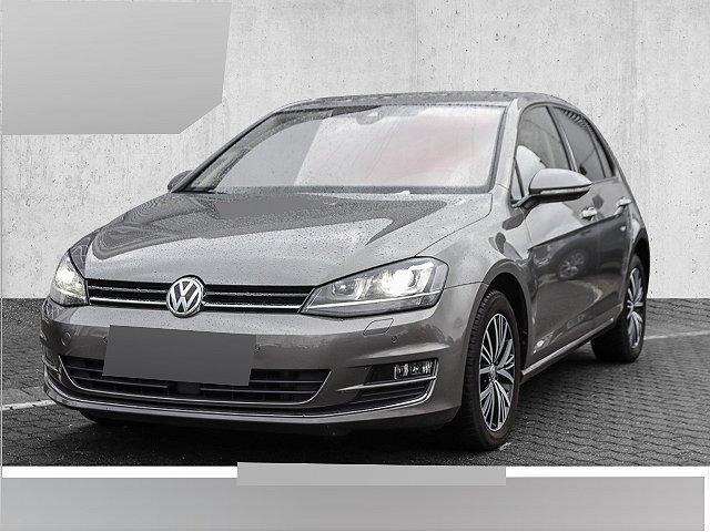 Volkswagen Golf - VII Allstar BMT 1.4 TSI Dyn. Kurvenlicht ACC Fernlichtass. PDCv+h LED-Tagfahrlicht