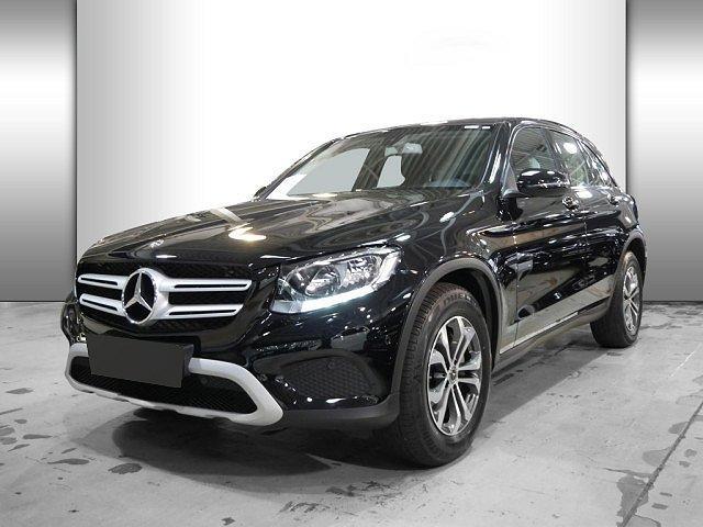 Mercedes-Benz GLC - 220 d 4M KLIMA SHZ PTS NAVI 2,99 EFF* EU6