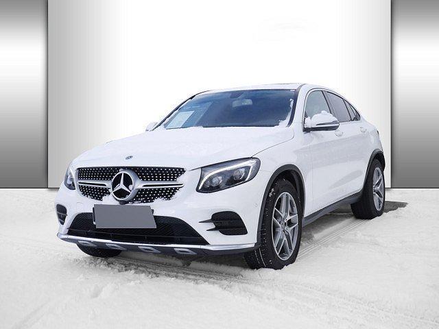 Mercedes-Benz GLC - 220 d 4M Coupe AMG Line AHK ILS Navi 360°