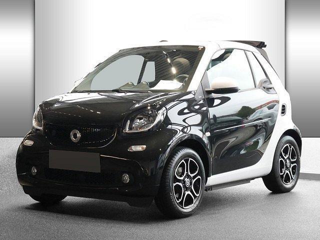 Smart fortwo cabrio - EQ prime SHZ LEDER KAMERA NAVI EU6