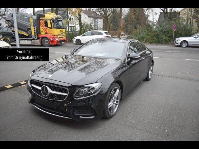 Mercedes-Benz E-Klasse - E 400 4M Coupé AMG-Line Distronic+ Pano Multib.L