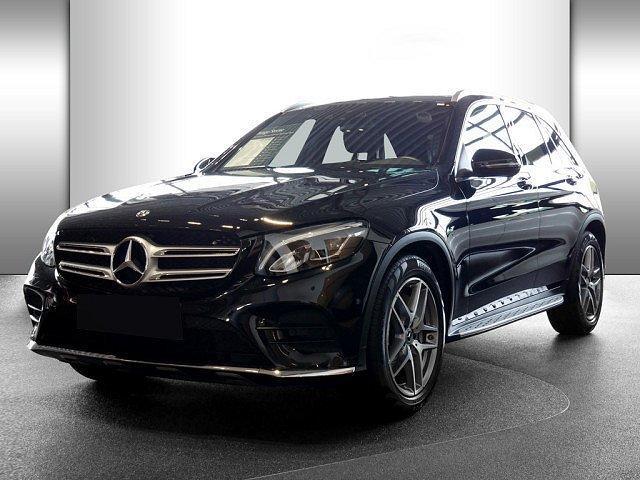 Mercedes-Benz GLC - 350 d 4M AMG Line Pano LED Comand SHZ PTS