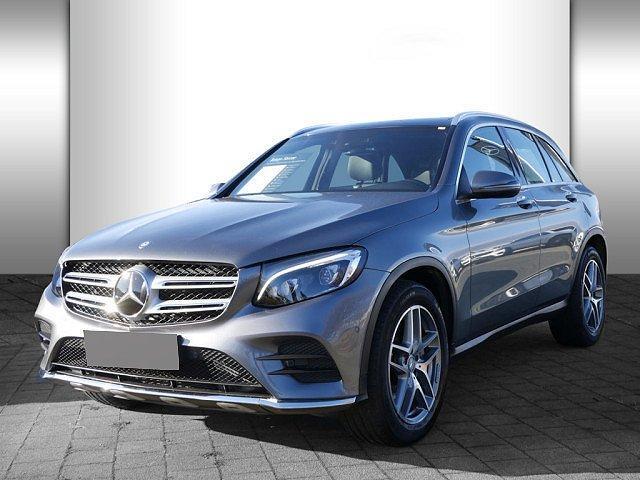 Mercedes-Benz GLC - 250 d AMG Line 4M AHK Distr LED Pano Navi