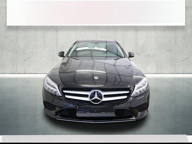 Mercedes-Benz C-Klasse - C 200 d NAVI*LED*AHK*KAMERA*TEMPOMAT*SITZHEIZUNG