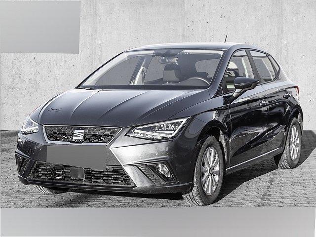 Seat Ibiza - Style 1.0 TSI LED Navi Rückfahrkam. PDCv+h LED-hinten LED-Tagfahrlicht Multif.Lenkrad