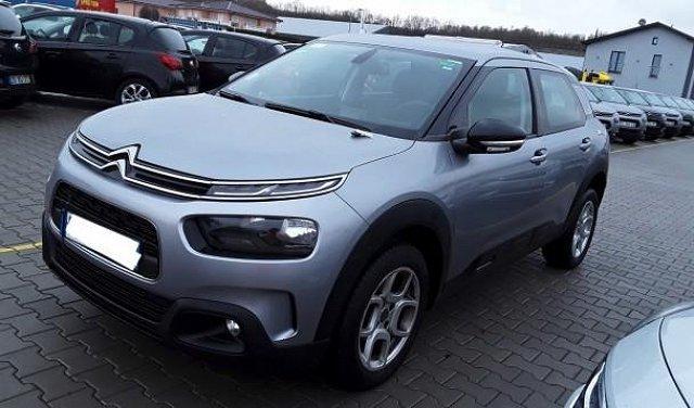 Citroën C4 Cactus - BlueHDi 100 SS BVM6 Feel Navi / AAC ...
