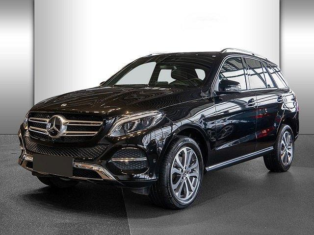 Mercedes-Benz GLE SUV - 350 d 4M AMG int. AHK Distronic+ HUD Comand