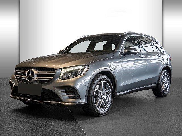 Mercedes-Benz GLC - 250 d 4M AMG Line AHK HUD Comand LED+ Kamera