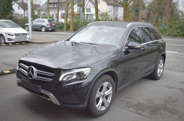 Mercedes-Benz GLC - 250 d 4M Off-Road Standhz. Navi LED+ Kamera