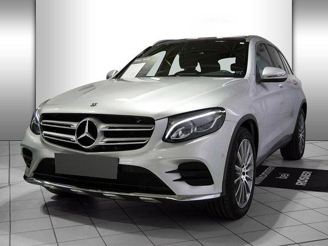 Mercedes-Benz GLC - 250 4M AMG Line AHK Pano 20