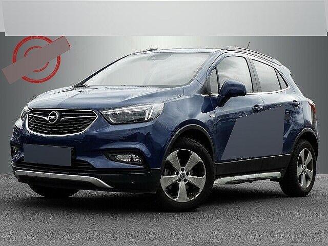 Opel Mokka X - Innovation+SSD elektr.+Navi+Leder+DAB+OPC-Line