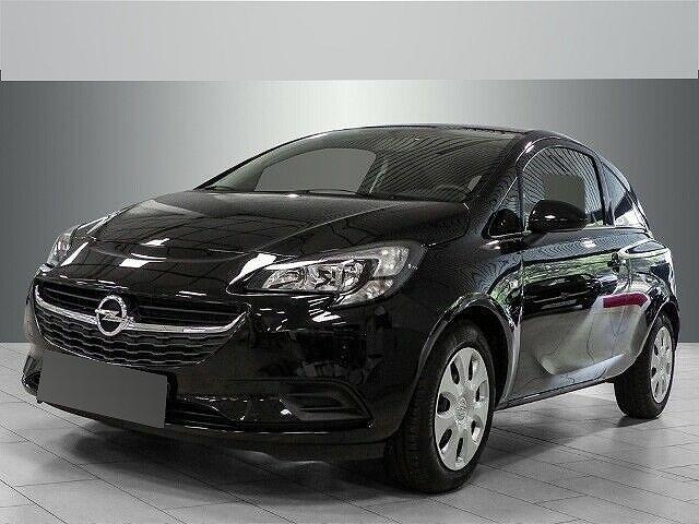 Opel Corsa - E Edition 1.2+Van-Umbau+Klima+PDC+BT