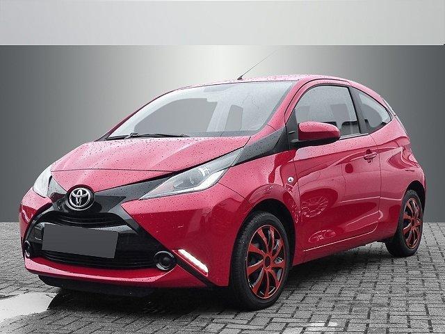 Toyota Aygo - 1.0 x-play *Klima+AUX+USB+ESP+Seitenairb.*