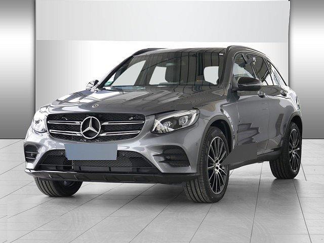 Mercedes-Benz GLC - 220 d 4M AMG Sport Night Comand ILS Pano AHK