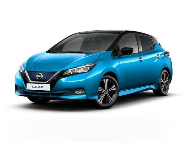 Nissan Leaf - 40 kWh Tekna Bicolor Blau Schwarz, ProPilot