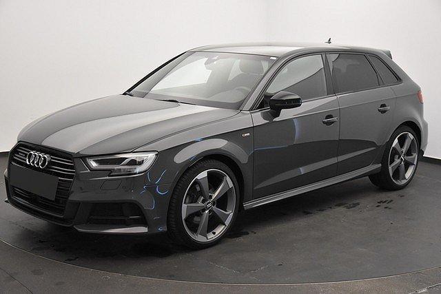 Audi A3 - Sportback 2.0 TDI quttro S-tronic Black Edition